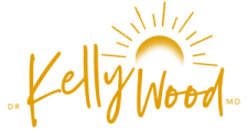 Dr. Kelly Wood Logo